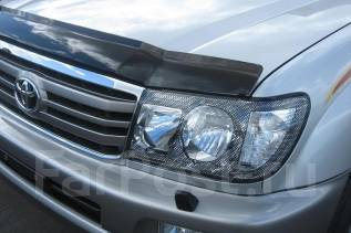 Дефлектор капота. Toyota Land Cruiser