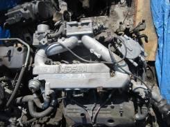 Двигатель Nissan Laurel.
