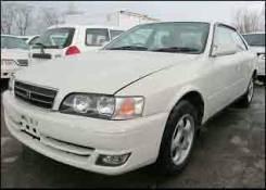 Toyota Chaser. GX105