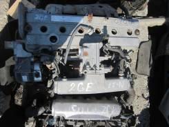 Двигатель на Toyota 1G.