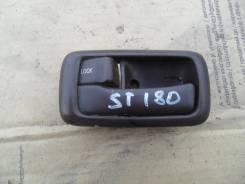 Ручка двери внутренняя. Toyota Corona Exiv, ST180 Двигатель 4SFI