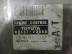 Блок управления двс. Toyota Mark II, GX100 Двигатель 1GFE