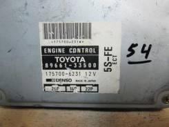 Блок управления двс. Toyota Scepter, SXV15, SXV10 Двигатель 5SFE