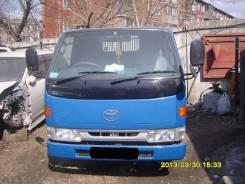 Toyota Toyoace. Продам конструктор Toyota ToyoAce 1996 г,, 4 100 куб. см., 2 500 кг.
