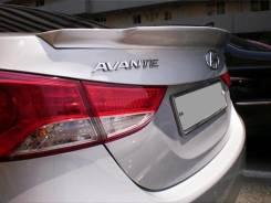 Спойлер. Hyundai Avante, MD Hyundai Elantra, MD