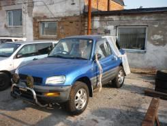 Toyota RAV4. SMX10, 3S