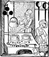 """Кухонный работник. ИП Алтунина Г.А. Летний лагерь """"Наши Гости-3"""" п. Лозовый Партизанск"""