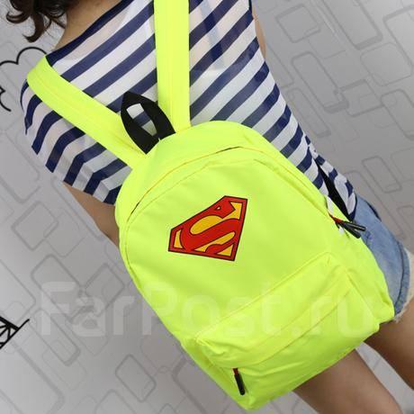 Рюкзак супермена рюкзак piratical cat