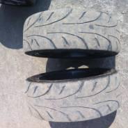Bridgestone Potenza RE-11S. Летние, износ: 40%, 2 шт