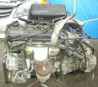 Двигатель в сборе. Nissan: Tino, Bluebird Sylphy, Expert, Primera, AD, Avenir, March, Sunny, Primera Camino, Bluebird Двигатель CG13DE