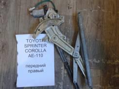 Стеклоподъемный механизм. Toyota Corolla, AE110 Toyota Sprinter, AE110