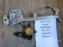 Стеклоподъемный механизм. Toyota Corolla Ceres Toyota Sprinter Marino