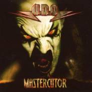 U. D. O. - Mastercutor (CD/фирм. )