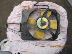 Вентилятор охлаждения радиатора. Лада 2107