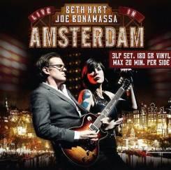 Joe Bonamassa, Beth Hart - Live in Amsterdam (3Vinyl/фирм. ) - Германия