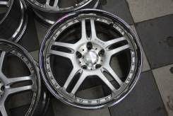 Sparco. 8.0/9.0x18, 5x114.30, ET35/45, ЦО 73,0 мм.