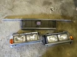 Оптика с решёткой на Toyota Corona TT130 tt131