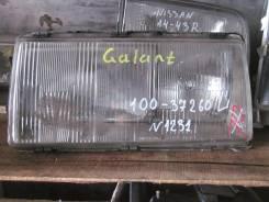 Фара на Mitsubishi Galant 100-37260L левая.