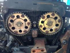 Двигатель. Toyota Corolla Levin, AE101, AE92 Двигатель 4AGZE