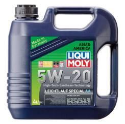 Liqui moly. Вязкость 5W20, синтетическое