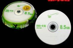 DVD+R DL.
