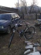 Велосипед с мотором - Д 8
