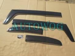 Ветровик на дверь. Toyota FJ Cruiser