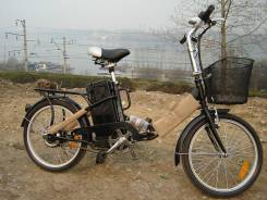 Электровелосипед, 2016. исправен, птс, без пробега