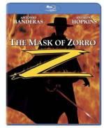 Маска Зорро (Blu-ray)