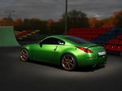 Губа. Nissan 350Z Nissan Fairlady Z