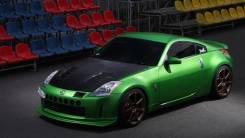 Губа. Nissan Fairlady Z Nissan 350Z. Под заказ