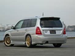 Обвес кузова аэродинамический. Subaru Forester, SG69, SG9L, SG6, SG5, SG9, SG. Под заказ