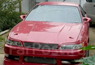 Накладка на фару. Toyota Mark II, GX90, JZX90, JZX90E, LX90, LX90Y, SX90