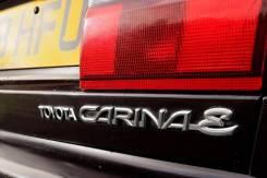 Тойота Карина Е 1994 1.6МТ 4AFE по запчастям. Toyota Carina E Двигатель 4AFE