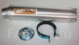 Глушитель прямоток ( Бочка ) CB400 VTEC / XJR400 / ZRX400