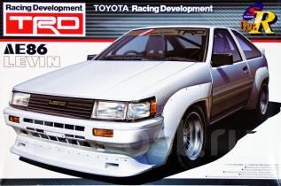 Модели автомобилей. Toyota Corolla Levin, AE86. Под заказ