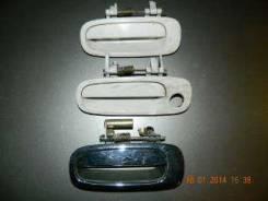 Ручка двери внешняя. Toyota Gaia, SXM15G Двигатель 3SFE