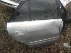 Дверь боковая. Mazda Capella, GFEP Двигатель FSZE