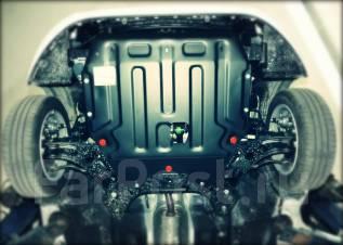 Защита двигателя. Peugeot
