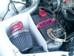 Тепловой экран фильтра нулевого сопротивления. Honda Torneo, CF4, CF3 Honda Accord, CF3, CF4. Под заказ