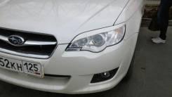 Накладка на фару. Subaru Legacy. Под заказ