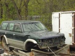 Nissan Safari. WRGY61, TD42T