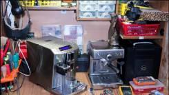 Специализированный СЦ по ремонту КофеМашин: Jura, Delonghi, Saeco, Bosch