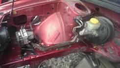 Вакуумный усилитель тормозов. Subaru Forester, SG5 Двигатели: EJ20, EJ201, EJ202, EJ203, EJ204, EJ205, EJ20A, EJ20E, EJ20G, EJ20J