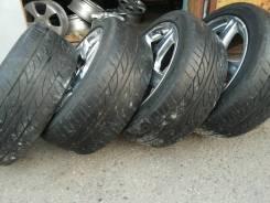 Dunlop. Летние, 2006 год, 10%, 2 шт