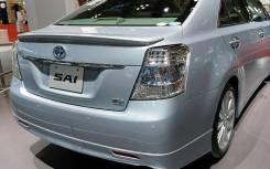 Накладка на спойлер. Toyota Sai. Под заказ
