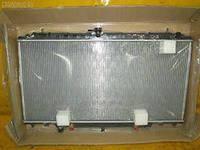 Радиатор охлаждения двигателя. Nissan Safari, WRGY61, WGY61 Двигатели: TB45E, TD42