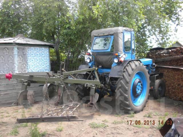 МТЗ-80 - МТЗ 80, 1980 - Тракторы и сельхозтехника в Чите