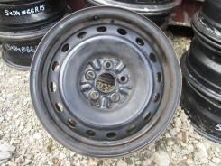 Nissan. 5.5x15, 5x114.30, ЦО 66,0мм.