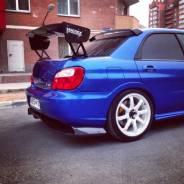 Спойлер. Subaru Impreza WRX, GDB, GDA